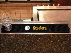 Pittsburgh Steelers Drink Mat