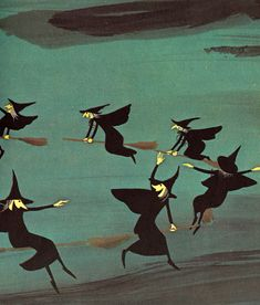 """From """"A Woggle of Witches"""" by Adrienne Adams"""