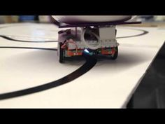 Line Following Snack Serving Robot: a littleBits Project by rory_littleBits Stem Projects, Educational Technology, Science, Snacks, Robotics, Party, Lab, How To Make, Classroom