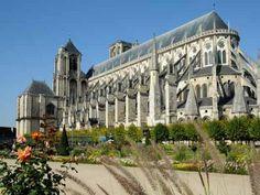 Cathédrale de Bourges.Centre