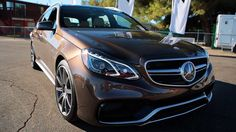 The One With The 2014 Mercedes-Benz E63 AMG Wagon! - World's Fastest Car...