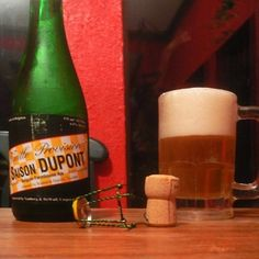 Saison Dupont --This is a good one with complexity