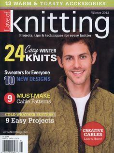 Love of Knitting 2013