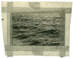 Images via, from from Vija Celmins (interviewed by Chuck Close, edited by William S. Bartman), A. Drawing Artist, Painting & Drawing, Vija Celmins, Coastal Quilts, Sky Sea, Love Photos, Riga, Vintage Photographs, Art Drawings