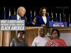 TD Hip Hop Media What A Biden Harris - YouTube God Bless America, Politicians, To Focus, Presidents, Hip Hop, The Unit, Education, History, Respect