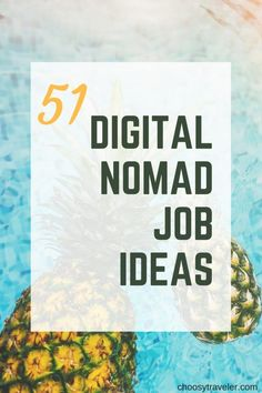 Digital Nomad Job Ideas to Jumpstart Your Life of Travel in 2019 Escape the office with one of these 51 jobs perfect for digital nomads!Escape the office with one of these 51 jobs perfect for digital nomads! Travel Jobs, Work Travel, Travel Office, Earn Money From Home, How To Make Money, Money Fast, Work From Home Jobs, Online Work, Making Ideas