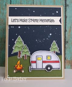 Let's Make Smore Memories
