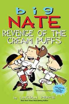 Nate and his baseball team, the Cream Puffs, step onto the field determined to prove themselves to opponents who do not take them seriously.