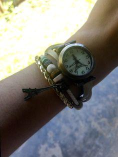 Eiffel's watch i'm in love :)