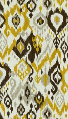 SMC Swavelle Millcreek Home Decor Print Fabric Gunnison Brompton Nugget
