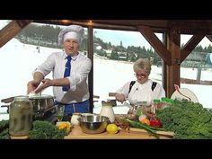 Rączka gotuje - ryba po grecku i placek po zbóju - YouTube Youtube, Youtubers, Youtube Movies
