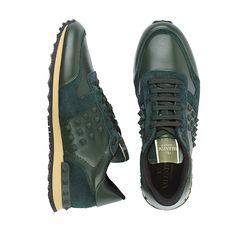 Sneakers Rockstud Rock Runner de Valentino