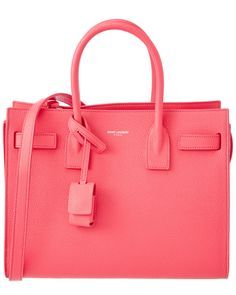 Saint Laurent Classic Baby Sac De Jour Leather Tote is on Rue. Shop it now 588b6ebdf8d8a