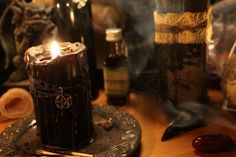 A Solitary Witch Spellcrafting