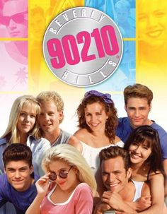 Beverly Hills 90210 - TV series of the 90s with Jason Priestley and Luke Perry as Brandon Walsh and Dylan McKay. Aired from 1990-2000.