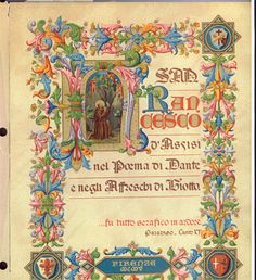 The Prayers of Saint Francis of Assisi illustrated in beautiful full color illumination. 10 pages printed on 8 1/2'' x 11'' unbound, looseleaf paper. Not punched for binders.