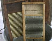 Washboards - Set of Two