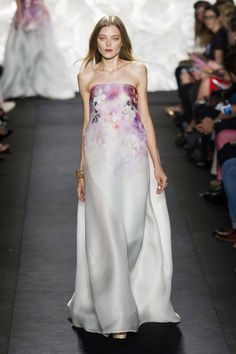 Naeem Khan at New York Fashion Week Spring 2015