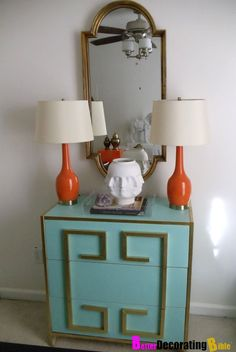 Love this. Turning a cheap ikea dresser into this! Yes, looks like a future project.