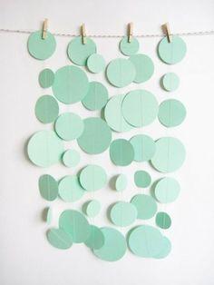 De la nota: Color Mint para Refrescar tu Boda de Verano  Leer mas: http://www.hispabodas.com/notas/1628-color-mint-para-refrescar-tu-boda-de-verano