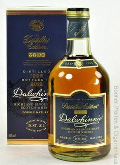 Dalwhinnie Whisky Distillers Edition. Just picked up a bottle of this…straight from the distillery (end of 2013). Haven't opened it up yet.
