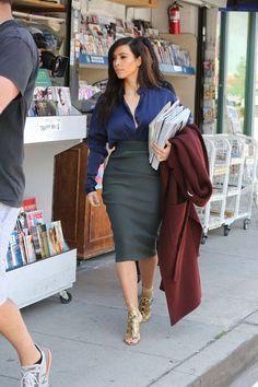 Kim Kardashian's Post-Maternity Style - Kim Kardashian's Greatest Outfits - Cosmopolitan