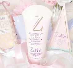 Zoella Beauty | Sweet Inspirations Collection, Double Creme  www.lovecatherine.co.uk www.instagram.com/catherine.mw