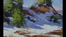 ~ Gabor Svagrik, Snow Painting