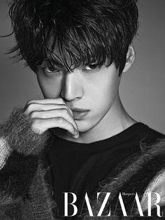 Ahn Jae Hyun - Harper's Bazaar Magazine November Issue '14