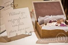 wedding guest sign in ideas - Google Search
