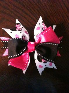 mini mouse boutique bow