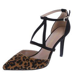 9df96f0849f Christian Siriano Women s Hydra Black Caged Heel Caged Heels