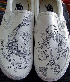 Sapato personalizado tema do pequeno príncipe, pintura a mão