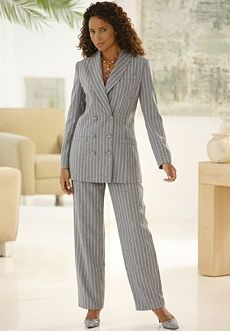 Great Business Suits for Women | Great Places to Buy Women's Plus Size Business Suits for Under $ ...