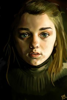 Arya by ~redmelancholia