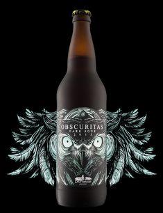 label / Obscuritas Dark Sour / beer