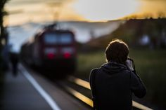 Train Shooting