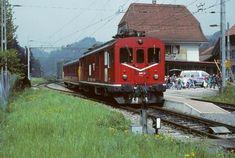 Wasen, Endstation. Engelberg, Vevey, Old Steam Train, Swiss Railways, Bern, Trains, History, Locarno, Historia