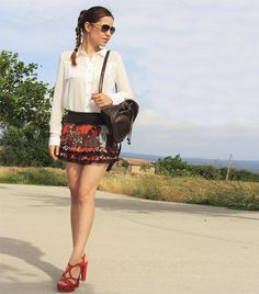 Happy Sunday! (by Sandra  P) http://lookbook.nu/look/3785559-Happy-Sunday