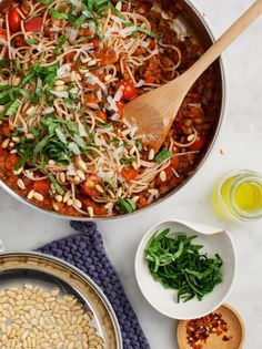A hearty & healthy vegetarian pasta recipe, perfect for cozy meals at home.