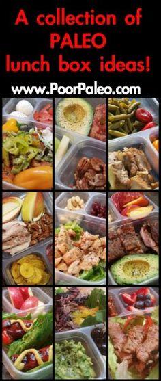 More Paleo Lunch Box Ideas! – The Paleo Gypsy More Paleo Lunch Box Ideas! – The Paleo Gypsy Best Lunch Recipes, Paleo Recipes, Whole Food Recipes, Cooking Recipes, Top Recipes, Paleo On The Go, How To Eat Paleo, Dieta Paleo, Paleo Diet