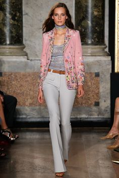 See the complete Emilio Pucci Spring 2015 Ready-to-Wear collection.