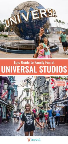 Planning to visit Universal Studios? Check out this epic guide to family fun at Universal Orlando Resort including tips on The Wizarding World of Harry Potter, Universal Studios, where to stay, and much more. | Orlando Travel | Florida Travel | Family Travel. #Universal #Orlando #Florida #familytravel