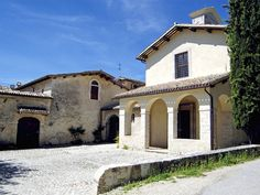 Cerreto di Spoleto (PG) - Ex Convento Madonna di Costantinopoli