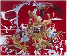 Martin Kippenberger http://www.skarstedt.com/exhibitions/2014-03-03_martin-kippenberger-raft-of-the-medusa/#/images/1/