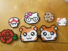 Cute perler bead animals that I found on Google Images!