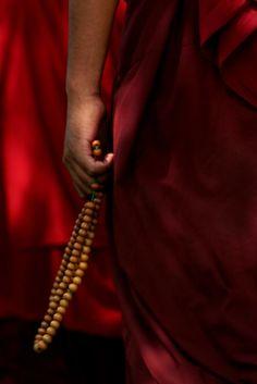 The Prayer beads