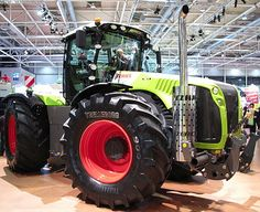 Tracteur Claas - Xerion 524 ch