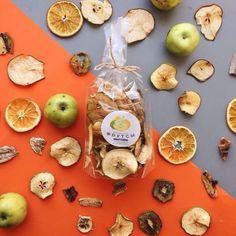 """""""Фрутсы"""" - фруктовые чипсы без сахара и добавок."""