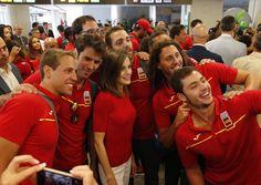 Royals & Fashion: Rencontre avec les athlètes olympiques, Madrid